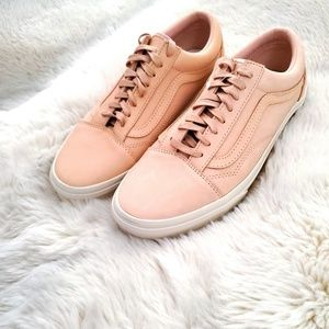 Mono Old Skool Van's Color: nude/pink